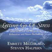 Steven Halpern: Letting Go of Stress