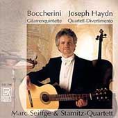 Boccherini: Gitarrenquintette;  Haydn / Marc Seiffge, et al