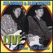 Jim Suhler/Alan Haynes (Blues): Live at the Blue Cat Blues Club