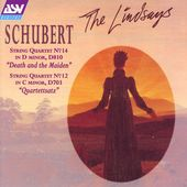 Schubert: String Quartets Nos. 14 & 12 / The Lindsays Quartet