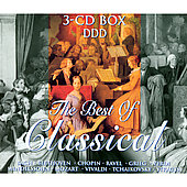 The Best of Classical - Beethoven, Tchaikovsky, Bach, et al