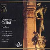 Berlioz: Benvenuto Cellini / Ozawa, Bonisolli, et al