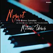 Mozart: The Piano Sonatas / Mitsuko Uchida
