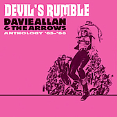 Davie Allan: Devil's Rumble: The Davie Allan & the Arrows Anthology