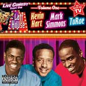 Various Artists: Live Comedy from the Laff House, Vol. 1 [PA]