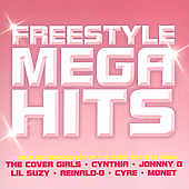 Various Artists: Freestyle Mega Hits [Warlock]