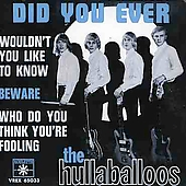 The Hullaballoos: Did You Ever