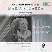 Donizetti: Maria Stuarda / Mackerras, Baker, Tinsley, et al
