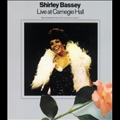 Shirley Bassey: Live at Carnegie Hall [Slipcase]