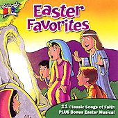 Cedarmont Kids: Easter Favorites