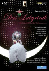 Peter von Winter: Das Labyrinth, part II of The Magic Flute / Fischesser, Novikova, Hartelius, Schade. Ivor Bolton [2 DVD]