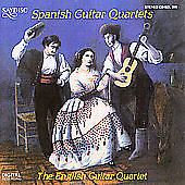 Spanish Guitar Quartets / English Guitar Quartet