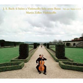 Bach: 6 Suites for Cello / Zeller