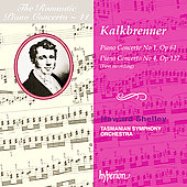 The Romantic Piano Concerto Vol 41 - Kalkbrenner / Shelley