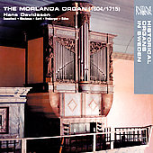 Historical Organs in Sweden - The Morlanda Organ / Davidsson