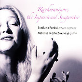 The Impassioned Songwriter - Rachmaninov / Furdui, et al