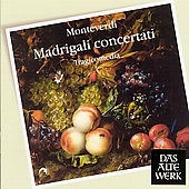 Monteverdi: Madrigali concertati / Tragicomedia