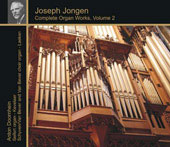 Jongen: Complete Organ Works Vol 2 / Doornheim