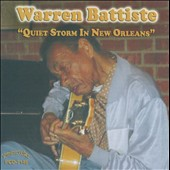 Warren Battiste: Quiet Storm in New Orleans *