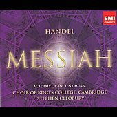 Handel: Messiah / Stephen Cleobury, King's College Choir Cambridge