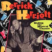 Derrick Harriott: Riding the Musical Chariot