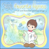 Various Artists: Precious Moments: Favorite Hymns