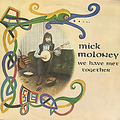 Eugene O'Donnell/Mick Maloney/Mick Moloney: Mick Moloney with Eugene O'Donnell