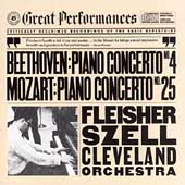 Beethoven, Mozart: Piano Concertos / Fleisher, Szell
