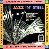 Rudy Smith: Jazz 'n' Steel from Trinidad and Tobago