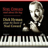 Dick Hyman: Mad About the Boy