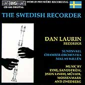 The Swedish Recorder / Dan Laurin