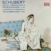 Schubert: Incidental music to Rosamunde, etc / Boskovsky