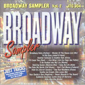 Karaoke: Karaoke: Broadway Sampler, Vol. 2