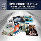 Dave Brubeck: Eight Classic Albums