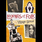 Various Artists: Legends of Folk: The Village Scene [DVD]