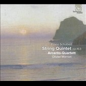 Schubert: String Quintet, Op. 163 / Arcanto Quartet, Oliver Marron, cello