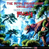 Royal Philharmonic Orchestra: Plays the Music of Rush