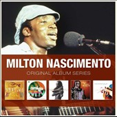 Milton Nascimento: Original Album Series [Box] *