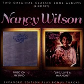 Nancy Wilson: Music on My Mind/Life, Love & Harmony