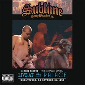 Sublime (Rock): 3 Ring Circus - The Bootleg Series: Live at the Palace [PA] [Digipak]