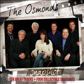 The Osmonds: Snapshot [Digipak] *