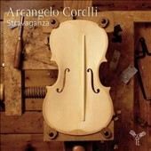 Sonatas for violin by Arcangelo Corelli and Giovanni Battista Reali / Domitille Gilon & Rie Kimura, violins