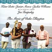 The Floating Jazz Festival Trio: The Floating Jazz Festival Trio 1996