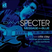 Dave Specter: Message in Blue
