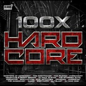 Various Artists: 100 x Hardcore