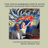 The Santa Barbara Fiesta Suite