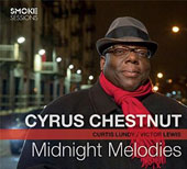 Cyrus Chestnut: Midnight Melodies [Digipak]