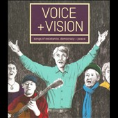 Various Artists: Voice + Vision: Songs of Resistance, Democracy & Peace