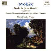 Dvorak: Works for String Quartet / Vlach Quartet Prague