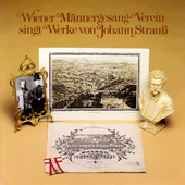 Vienna Men's Choral Society Sings Johann Strauss